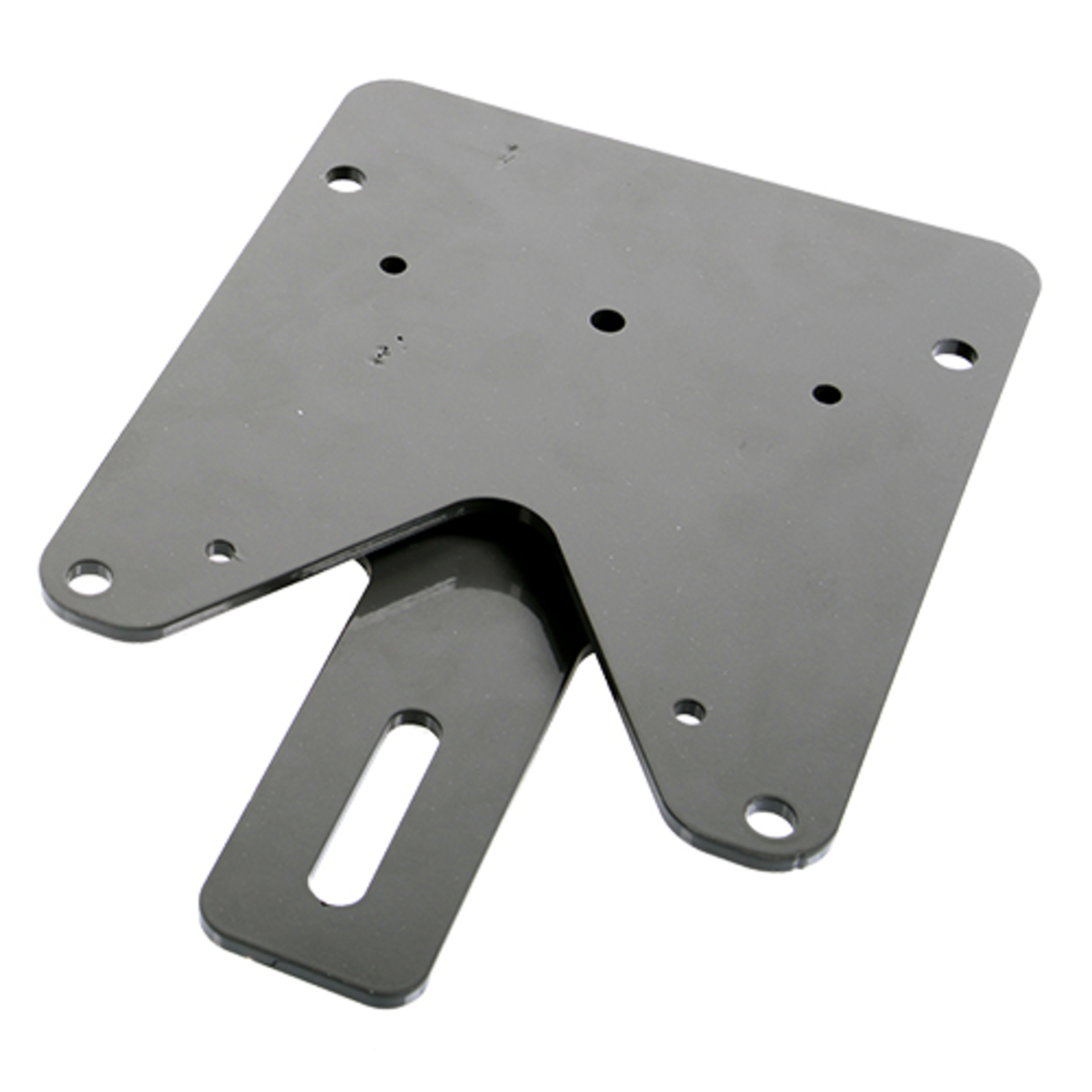 Adapter for base plate and quick-change-system for Secabo TC5, TS7