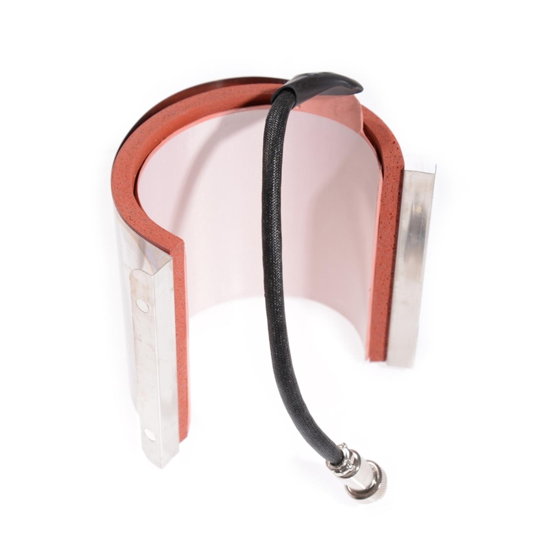 Elemento calefactor para Secabo TM1, TM2 y TM5 60 mm - 75 mm