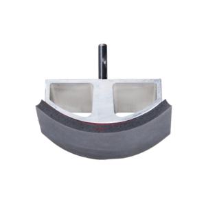 Plateau inférieur interchangeable 7,0cm x 16,5cm pour presse à casquette  Secabo TCC und TCC SMART