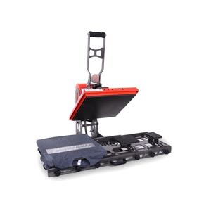 Prolunga per guida Secabo per serie LITE e SMART inclusa piastra di base 38x38 cm con adattatore per trave
