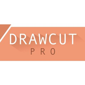 DrawCut PRO cutting software single license