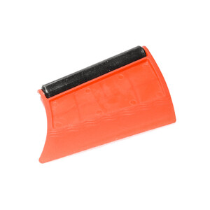 plastic squeegee with roller