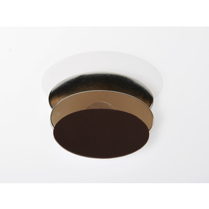 100 oval magnetic buttons 45mm x 69mm