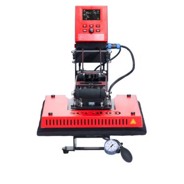 Secabo prensa térmica TC5 SMART MEMBRANA modular 38cm x 38cm con Bluetooth