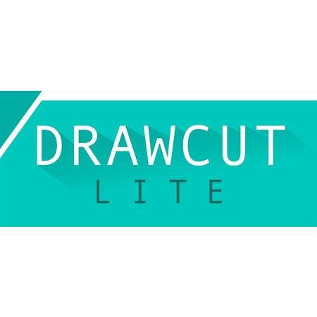 Software di taglio DrawCut LITE con licenza singola