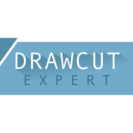 DrawCut EXPERT Schneidesoftware Einzel-Lizenz