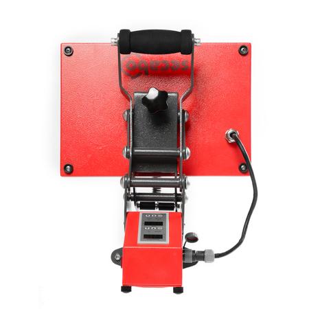 Secabo TC2 heat press 23cm x 33cm
