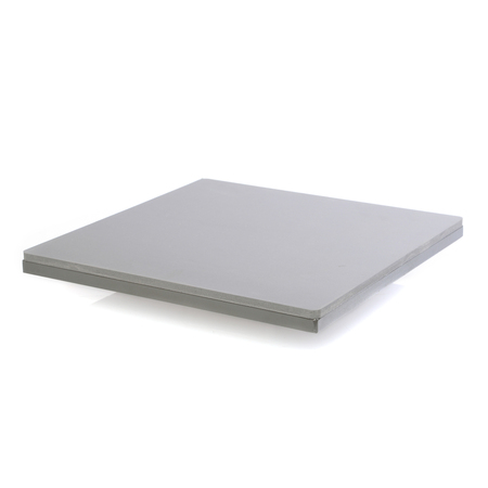 Piastra base 38 x 38cm per adattatore pullover