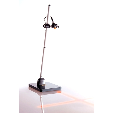 Laser de positionnement  socle sur table avec une diode