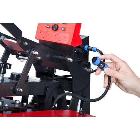 Termopressa Secabo TC7 SMART modulare  40cm x 50cm con bluetooth