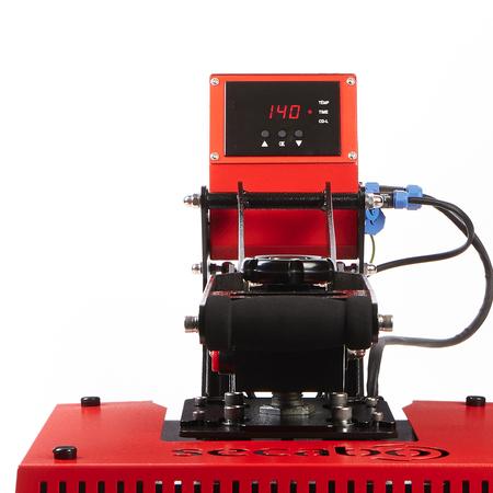 Pressa per trasferimento modulare Secabo TC5 LITE 38 cm x 38 cm