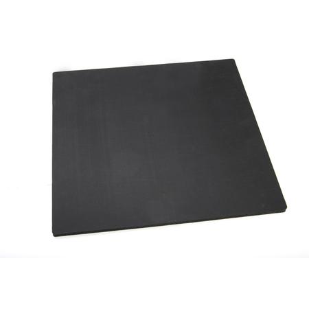 Tapis en mousse de silicone  pour presse à chaud dimension 38 x 38 cm