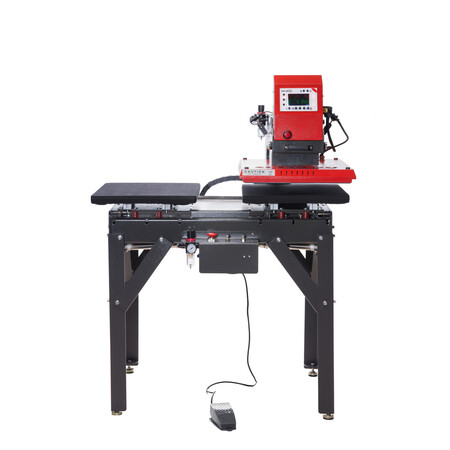 Secabo TPD7 PREMIUM automatic double plate heat press