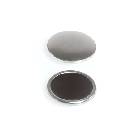 100 magnetische Buttons 37mm
