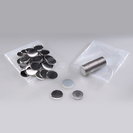 500 buttons magnetici 25 mm