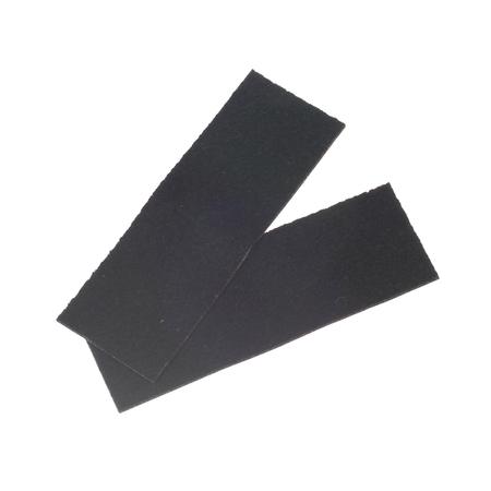 2 spare felt strips for plastic squeegee PREMIUM